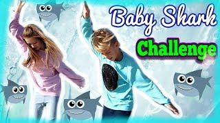 BABY SHARK CHALLENGE Z MILO MAZUR ❤ CookieMint