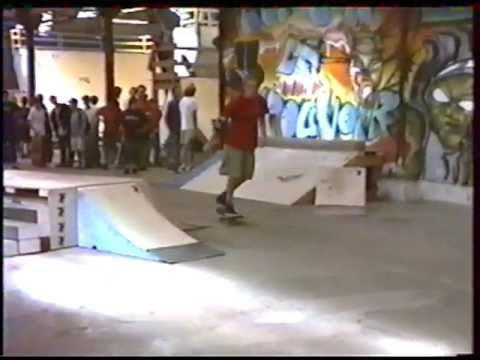 team santa cruz - demo skatepark versailles