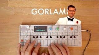 """GORLAMI"" — Remixing Brad Pitt (Inglourious Basterds) On The OP-1"
