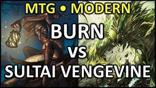 [2018-01-14] [MODERN] Burn vs Sultai Vengevine