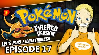 Pokemon FireRed Walkthrough | Episode 17 | Erika, The Celadon City Gym Leader!