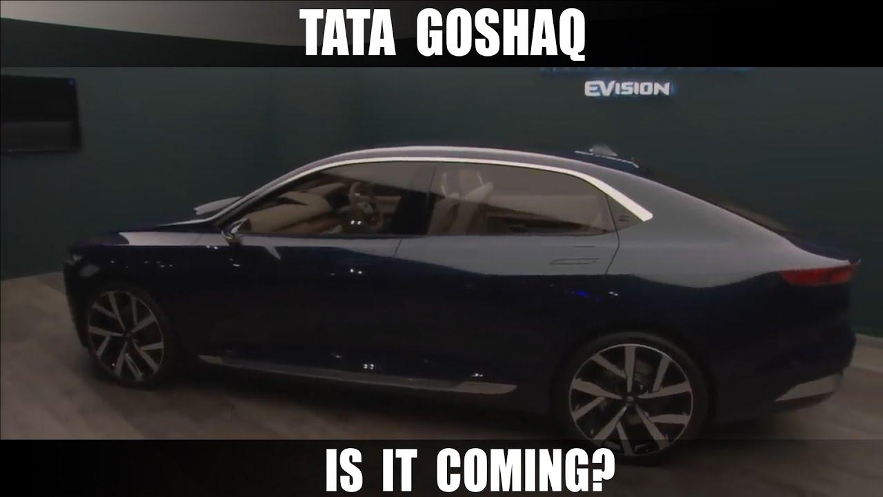 Motoroctane Youtube Video - Tata Goshaq - Is it Coming?