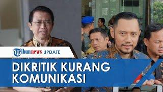 AHY Dikritik Marzuki Alie Kurang Mampu Berkomunikasi dengan Kader Senior: Belajar Dulu lah