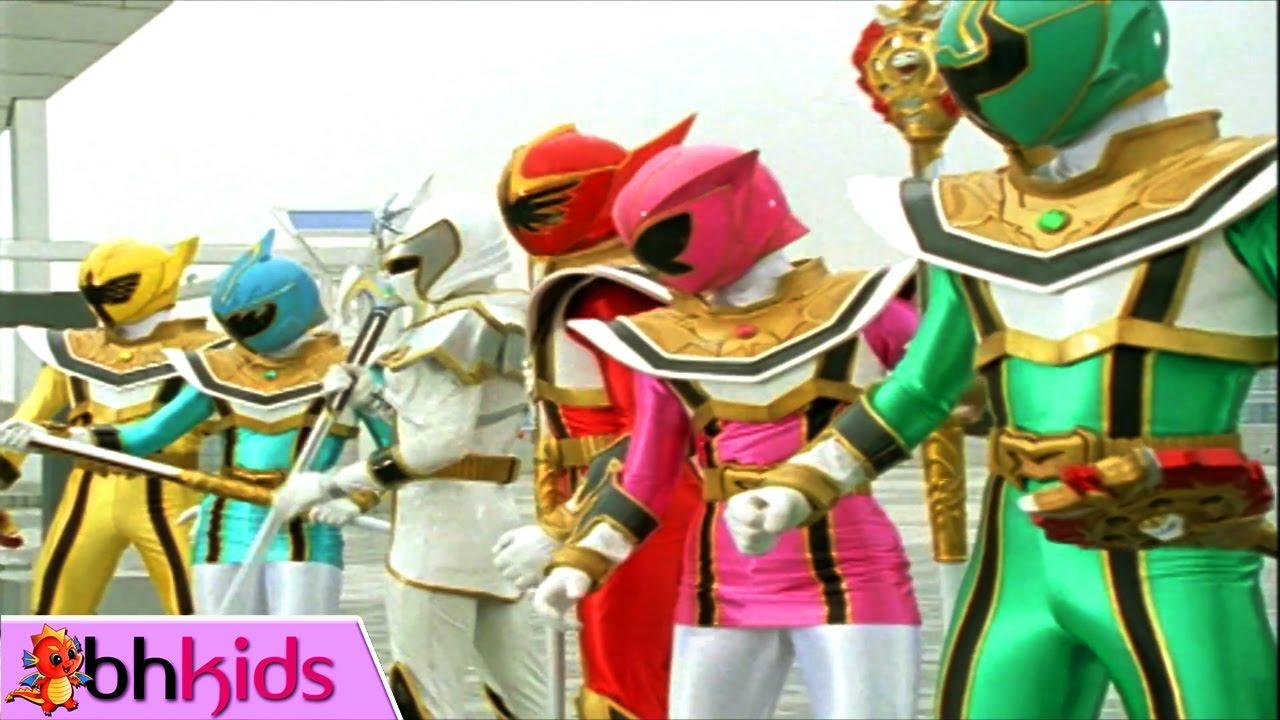 Chiến binh Siêu Nhân Phép Thuật - Mahou Sentai Magiranger,Tập 44: Hai Người Là Bạn