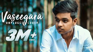 Vaseegara   Unplugged Cover | MD