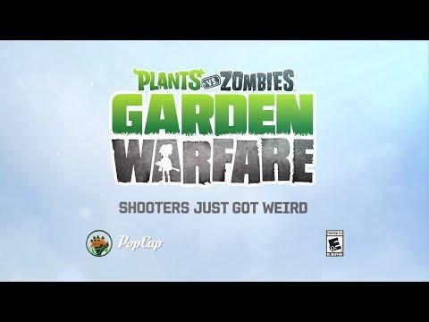 Plants vs Zombies: Garden Warfare, Xbox One
