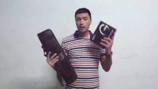 Garage Unboxing Tripod and AndroidBox - Tripod QSZD Q999 + MXIII G