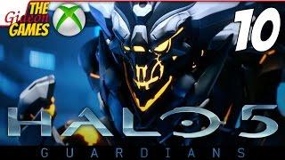 Прохождение Halo 5: Guardians на Русском [XOne] - #10 (Многословная)