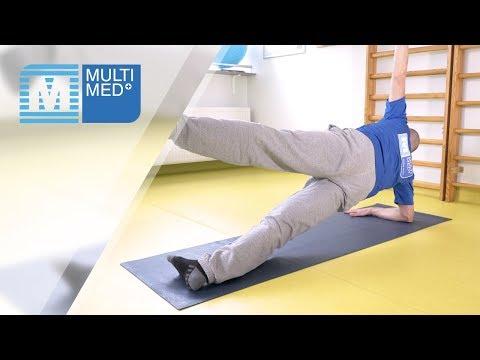 Ćwiczenia na mięśnie z opisem