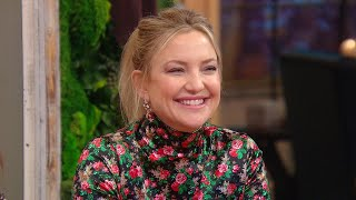 Kate Hudson On Mom Goldie Hawns Relationship With Kurt Russell: Its A Hard Thing To Live Up To