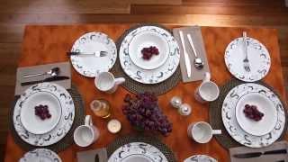 Corelle - Faenza 16 Piece Dinnerware Set