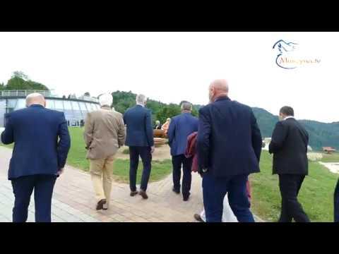 Forum Przewodniczących w Muszynie