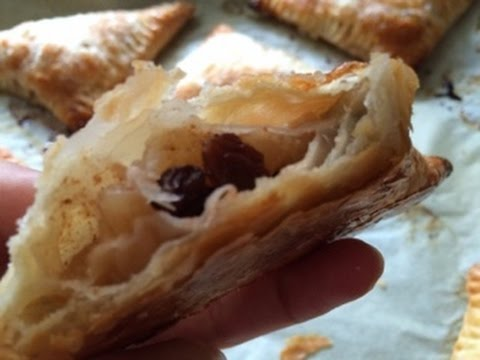 Dutch Apple Turnovers (appelflappen)  - Episode 75 - Baking with Eda