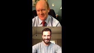 Chris Evans - 🔴 Live With Senator Chris Coons On IG