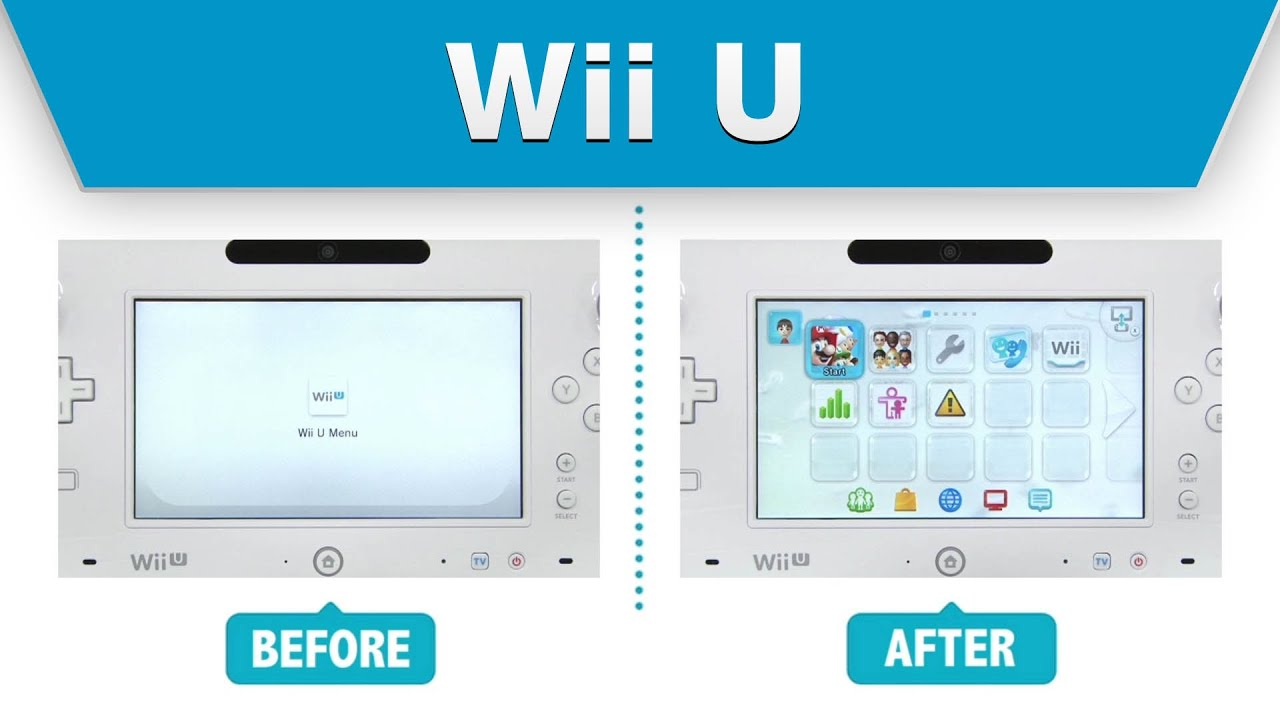 Nintendo Is About To Reduce Loading Times On The Wii U