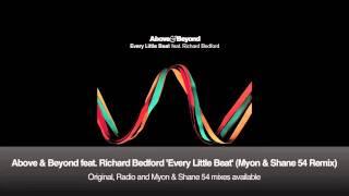 Above & Beyond feat. Richard Bedford - Every Little Beat (Myon & Shane 54 Summer Of Love Mix)