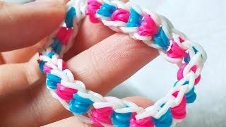 como fazer pulseira de elastico de 3 - मुफ्त