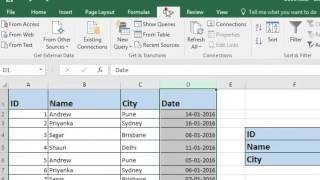 How To Sort By Date In Microsoft Excel