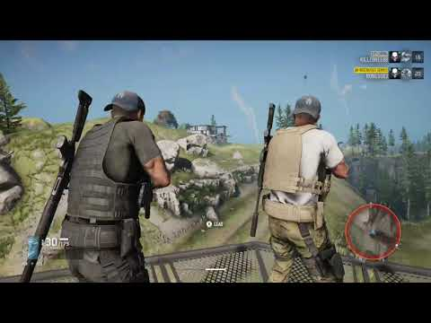 Ghost Recon Breakpoint Review/Gameplay