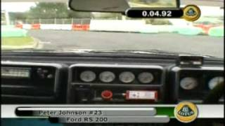 preview picture of video 'PJ and his Group B Ford RS200'