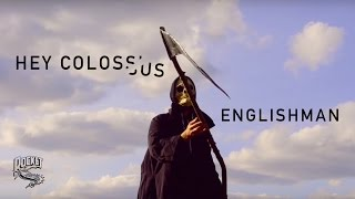 Hey Colossus share brand new track Englishman ahead of their headline show