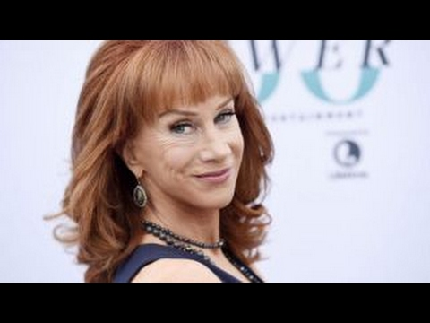 Kathy Griffin faces fallout from tasteless photo shoot