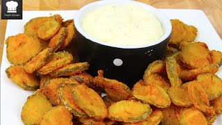 Fried Pickles - Video Recipe