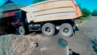 Сережин КАмаЗ 5511.