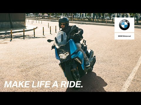 2018 BMW C 400 X in Chico, California - Video 1