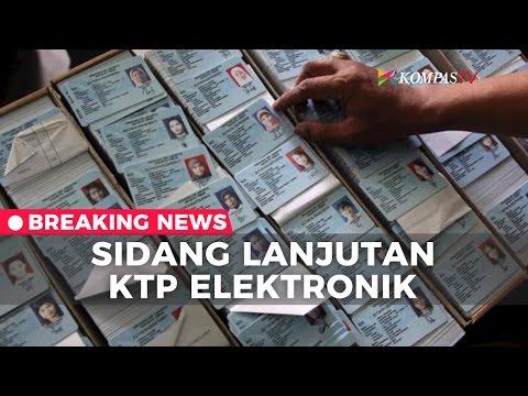 Anggota DPR Mulai Dipanggil Jadi Saksi Sidang E-KTP - Breaking News