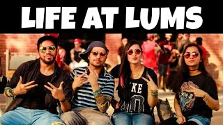 LIFE AT LUMS | Bold Answers | Walkie Talkies