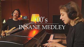 00's insane medley ft. Giana