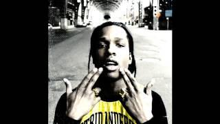 ASAP Rocky Ft Trey Songs - Same Bitch