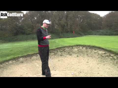 Bunker Golf Lesson AskGolfGuru