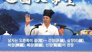 [도원(道圓)대학당 강의] 435 손금과 사주·관상(1부강의 )