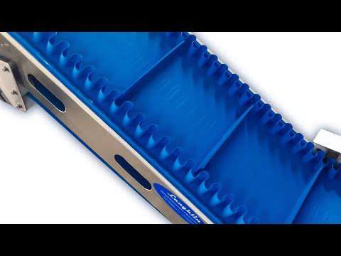 Video - Thermoplastic Belt Conveyors | Laughlin Conveyor