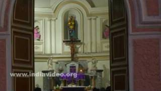 St. Joseph's Cathedral in Hyderabad