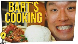 Cooking with JK: Bart Kwan's Poke