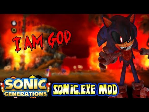 Sonic generations: sonic exe vs shadow exe (hard edition