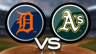 10/5/13: A's tie up ALDS with Vogt's walk-off single