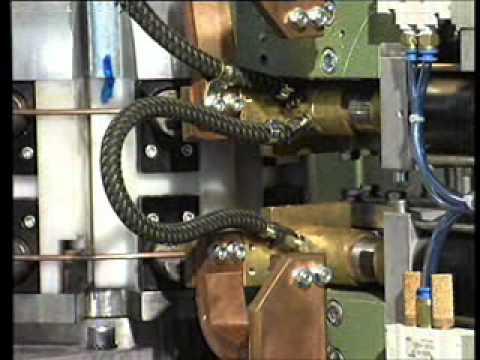 Erregi 2 Industriale cestelli porta filo di saldatura K 300.wmv