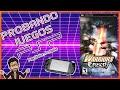 Probando Juegos De Psp Ep 23 Warriors Orochi no Comenta
