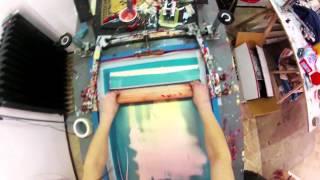 Malleus Printing Mudhoney Gigposter