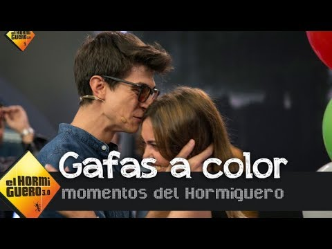 La emoción de tres personas daltónicas al distinguir los colores por primera vez - El Hormiguero 3.0 HD Mp4 3GP Video and MP3