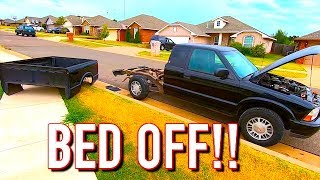 Copart $2700 GMC Sonoma Broke Down - Let's Fix it!