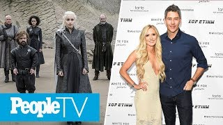 'Game Of Thrones' Season 8 Details, 'Bachelor's' Arie & Lauren Announce Pregnancy | LIVE | PeopleTV