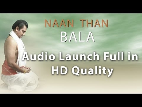 Naan Than Bala Audio Launch full in Hd Quality  - Red Pix 24x7