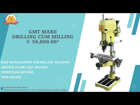GMT 13mm Pillar Drill Machine