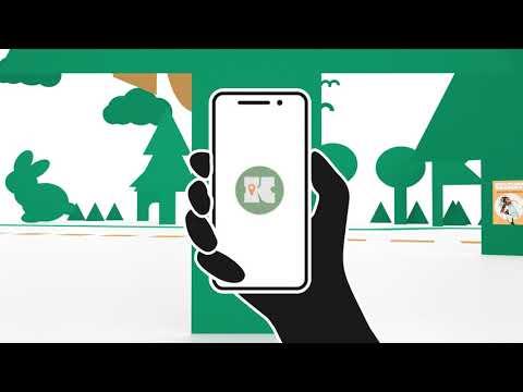 Youtube Einführungsvideo Kultour-Caching-App