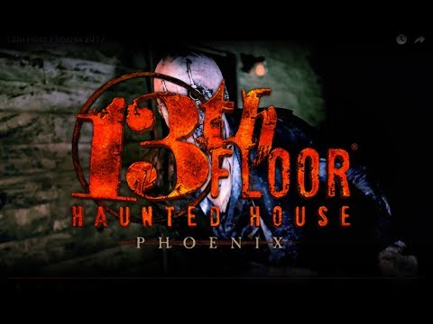 13th Floor Haunted House Phoenix Phoenix Tickets 27 99 At